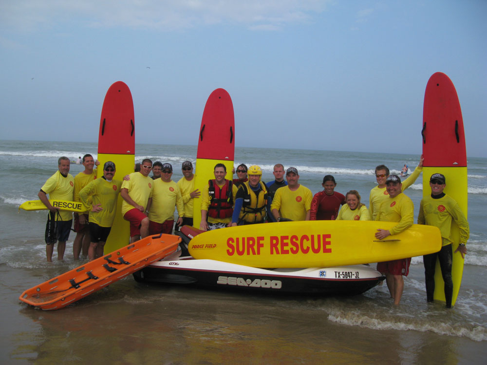 South Padre Island Fire Department's new Beach Patrol