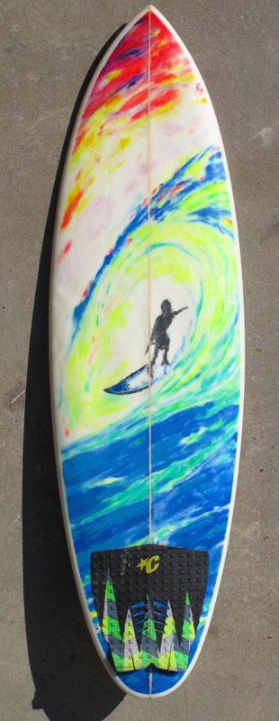 Untitled Document [www.spadre.com]  Neon Surfboards