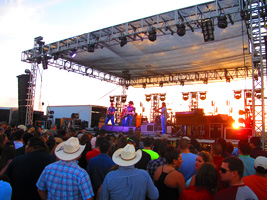Country Music Concert South Padre