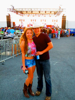 Cody Johnson South Padre Island