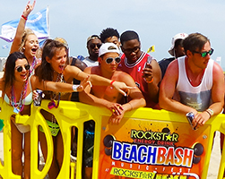 Rockstar Beach Bash Spring Break South Padre