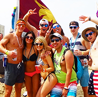 Spring Breakers South Padre
