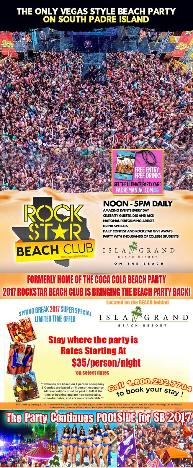 Isla Grand Beach Resort Cam