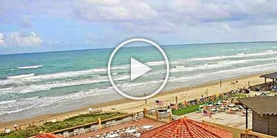 South Padre Surf Cam - South Padre Island Texas Beach and Surf
