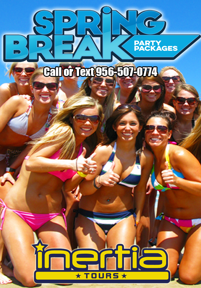 Spring Break South Padre Island Hotel Package Live Cam ...