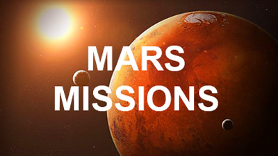 Space X Mars Missions