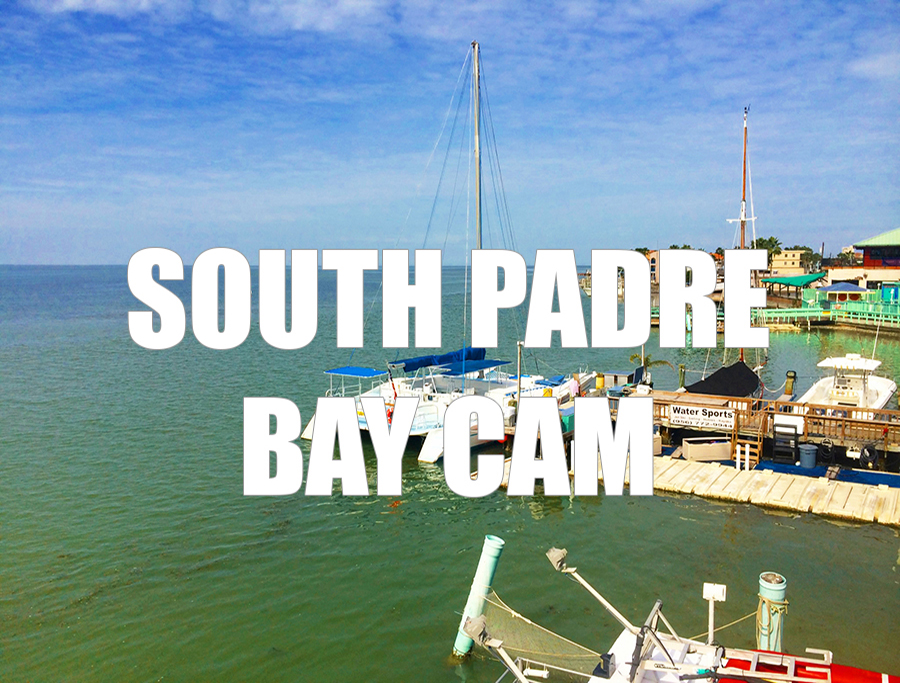 South Padre Bay Cam