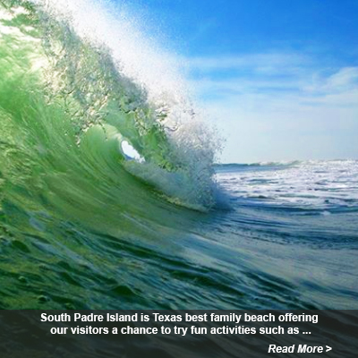 What to do on South Padre Island, activities