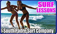 Surfing Lessons, Surf Camps and Surfboard Rentals in South Padre Island