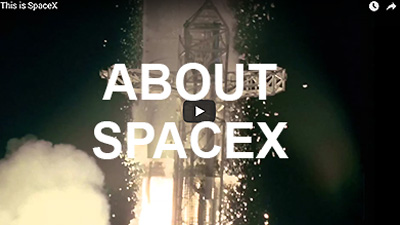 About SpaceX video
