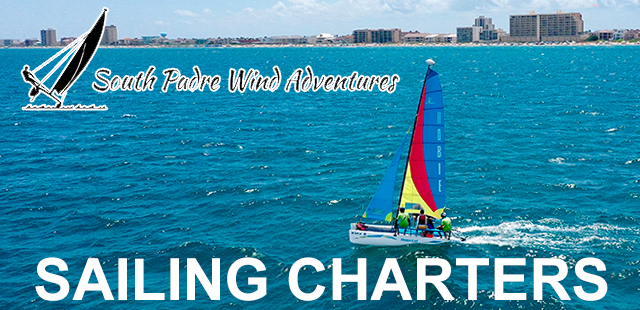 South Padre Sailing Charters and Sailboat Rides with South Padre Wind Adventures