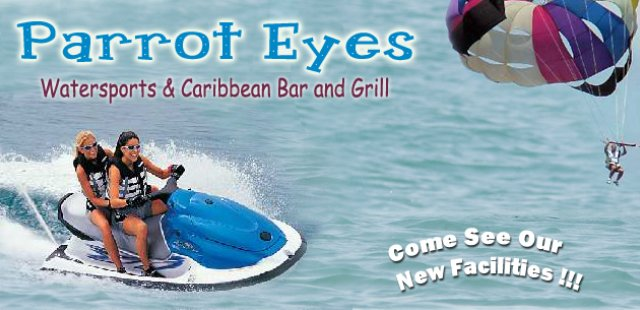 Parrot Eyes Watersports (956)761-9457