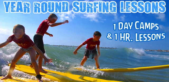 South Padre Surf Company (956)772-7272
