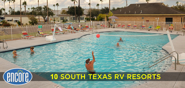 Encore RV Resorts 1-877-570-2267