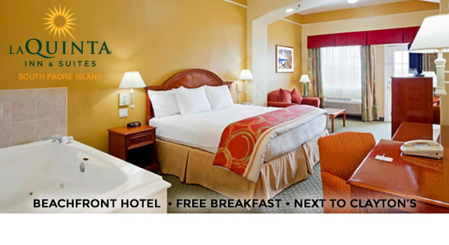 La Quinta Inn and Suites Beach Resort (956)772-7000