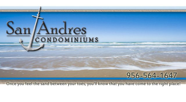 San Andres Condominiums (956)564-1647