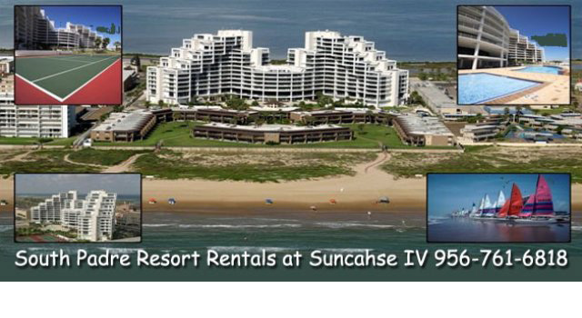 South Padre Resort Rentals at Sunchase IV (956)761-6818