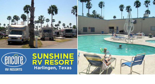 Sunshine RV Resort 1-877-570-2267