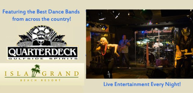 The Quarterdeck (956)761-6511