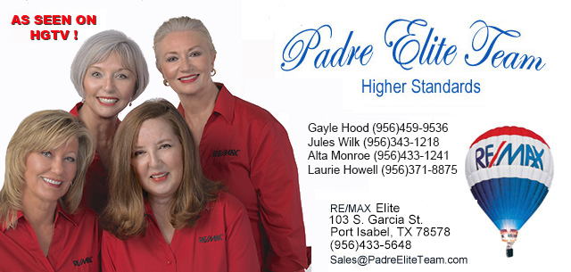 Padre Elite Team - Re/Max Elite South Padre Island Real Estate