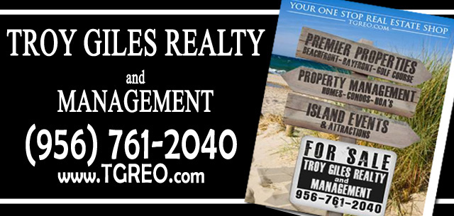 Troy Giles Realty and Management (956) 761-2040