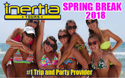 Spring Break 2017 Party Packages