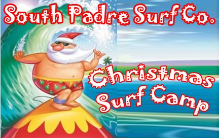 Christmas Surf Camp