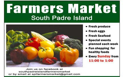The Shores South Padre Island Farmers Market