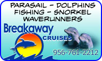 Breakaway Cruises Fishing Charters