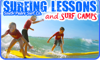 South Padre Surf Company - year round surfing lessons and surf camps
