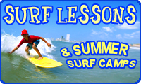 South Padre Surf Company - surf lessons and surf camps, fun for the whole family