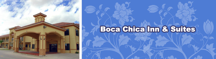 Boca Chica Inn and Suites hotel in Brownsville Texas