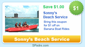 banana boat ride discount