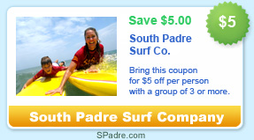 Surfing Lesson Coupon