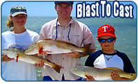 Blast to Cast Guide Service Captain Mike Knox
