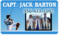 Captain Jack Barton bay fishing charters