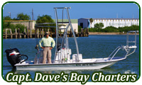 South Padre Island Bay fishing charters with Captain David Naranjo