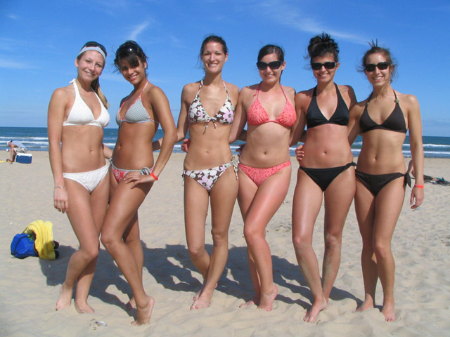 South padrea island bikini video