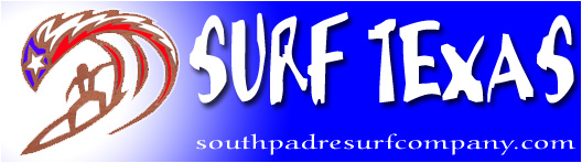 Surf Texas! Southpadresurfcompany.com
