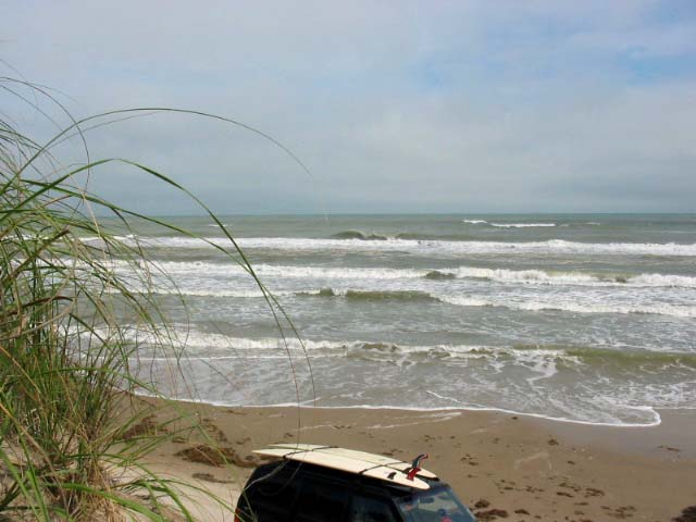 South Padre Island Texas Surf Map Surf Spots Biggest Best