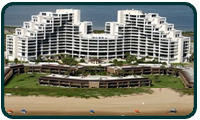 South Padre Resort Rentals at Sunchase IV