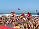coca cola beach spring break