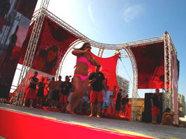 Coca Cola Beach Dance Contest