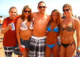 Coca Cola Beach South Padre Island