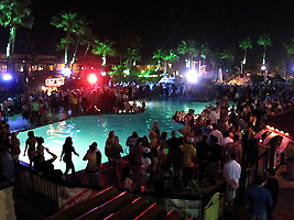 South Padre Spring Break Pool Party
