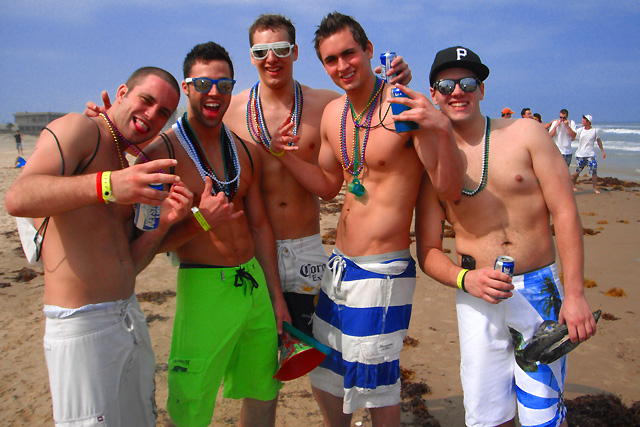 Straight guys naked spring break gay sliding down on the fut